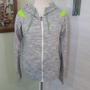 Under armour storm hoodie jacket sz medium